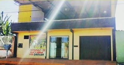 Academia Fight House